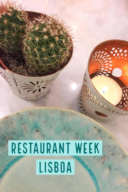 Restaurant Week Lisboa