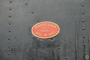 Douro Historical Train Detail