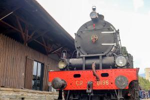 Locomotiva Comboio Histórico do Douro
