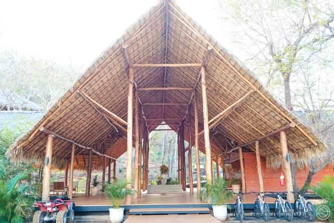 Recepção TreeCasa Resort