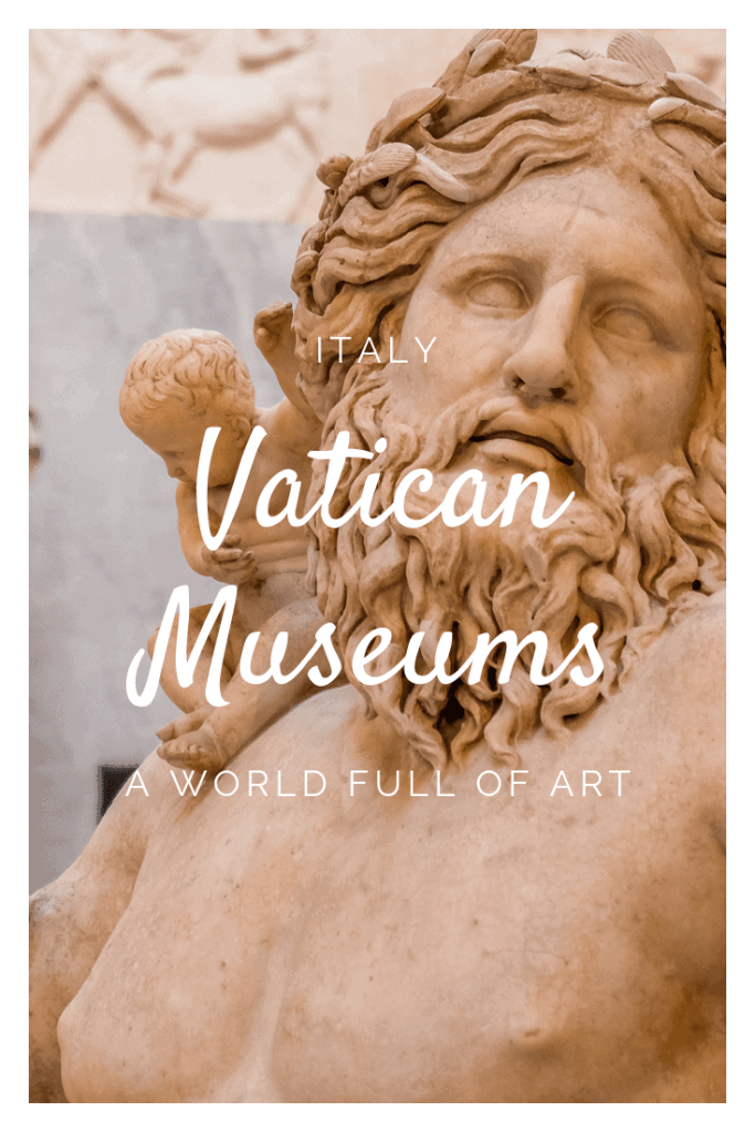 Strolling through thousands of works of art, wandering with our eyes in ceilings and filling the spirit with culture and history that has no end. A trip to Rome isn't complete without a visit to the Vatican Museums.