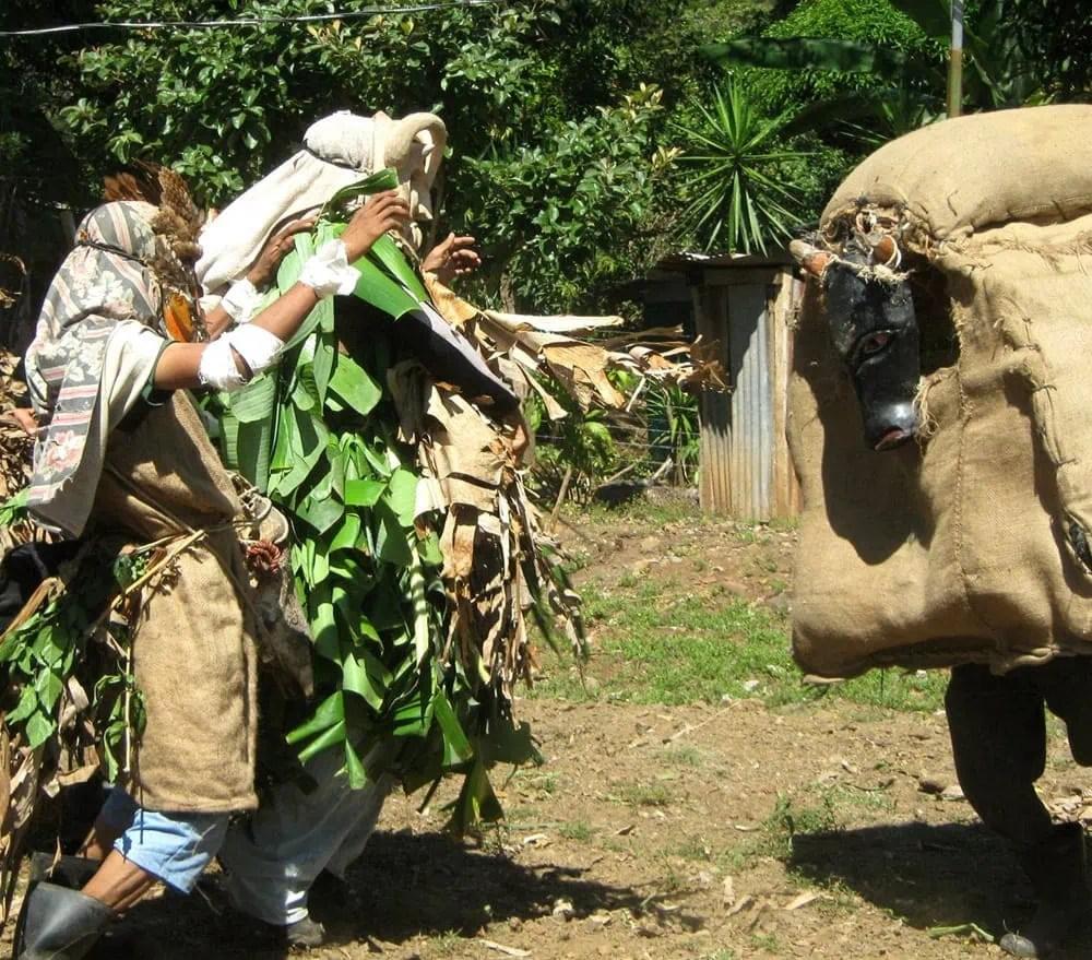 Fiesta de los Diablitos Costa Rica