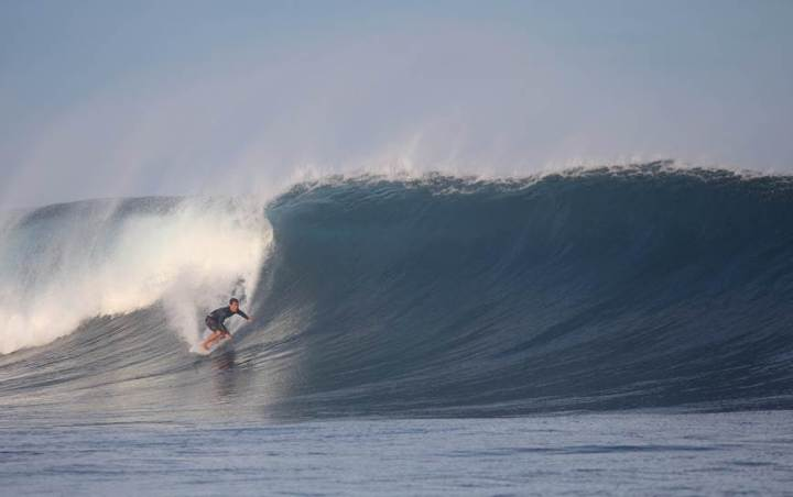 Dr Reeo surf pic