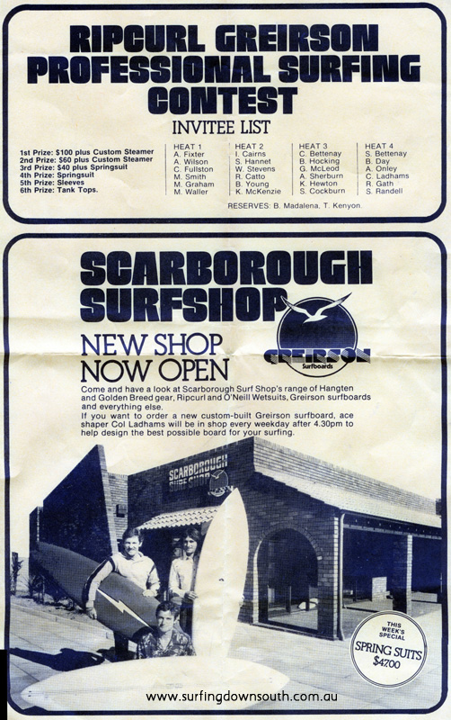 1975 Ripcurl Greirson Pro Surfing Contest - A Sherburn pic img227 copy