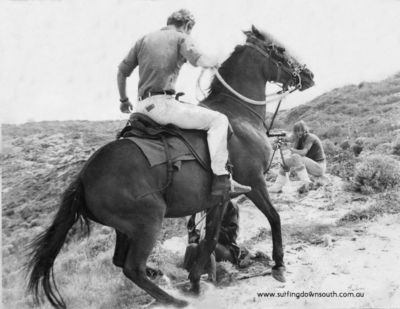 1981 Marg River State Titles Gary Greirson on horse - G GreirsonA pic
