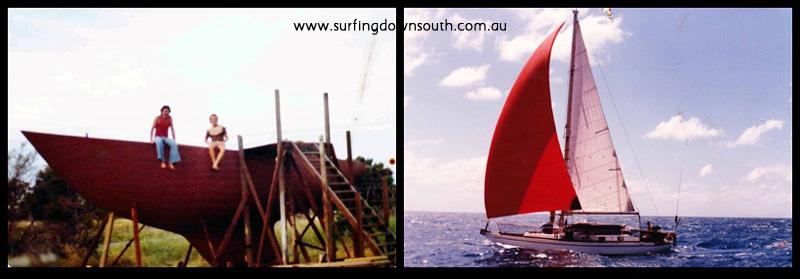 1974-84 Micko Gracie boat Mimi - P Mac pics