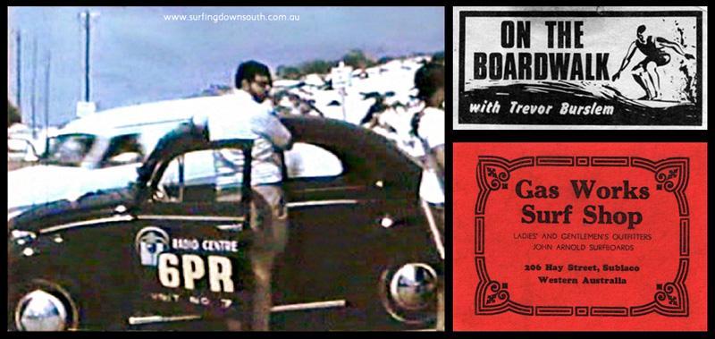 1967-70 Trevor Burslem  compilation #1