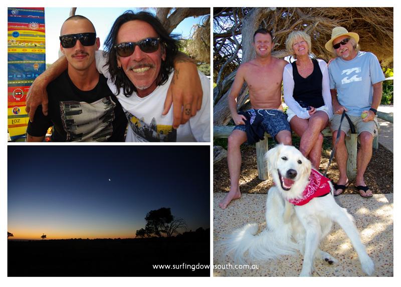 2014 Xmas Yalls Loz, sunset & Burrow family IMG_004