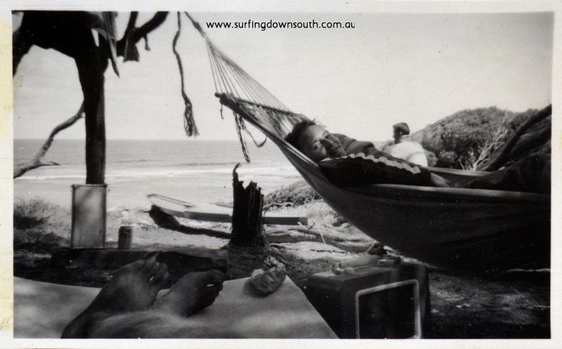 1958 Yalls Hammock - John Budge pic img358
