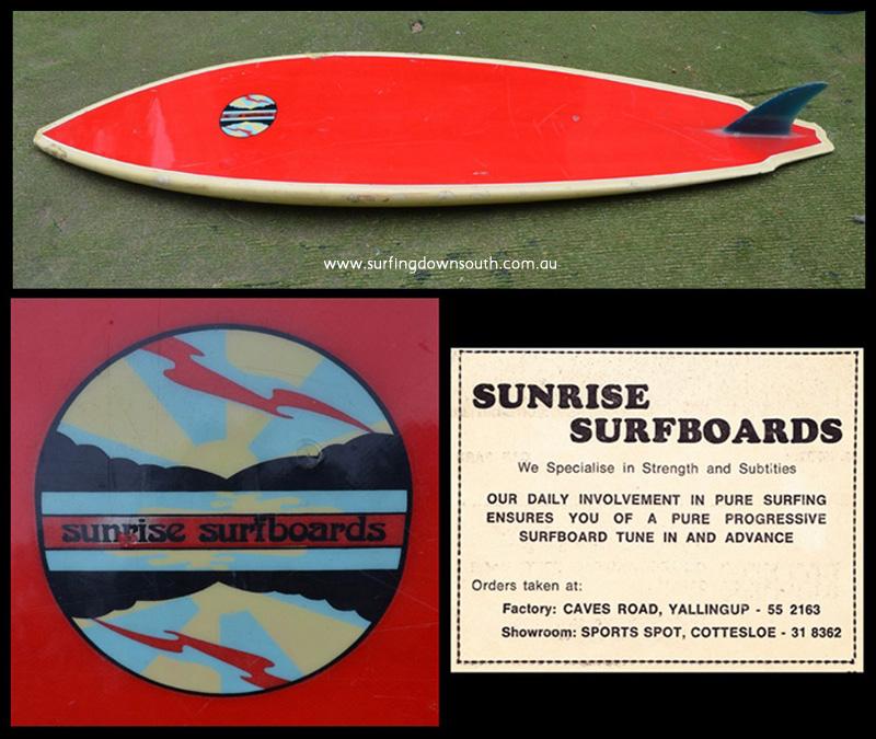 1975 Sunrise Surfboards  compilationB