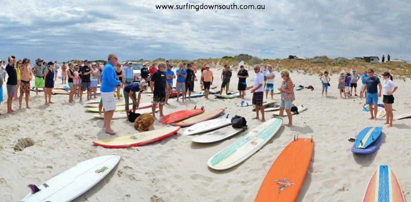 2015 Capel pre paddle out FEB1.2015 044.