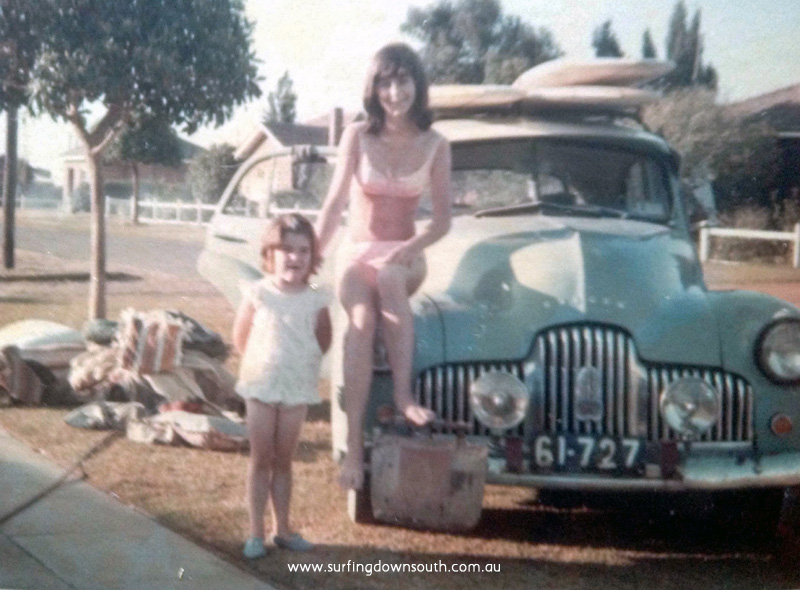 1970s Darryl McGowan sisters & FJ Holden IMG_3879