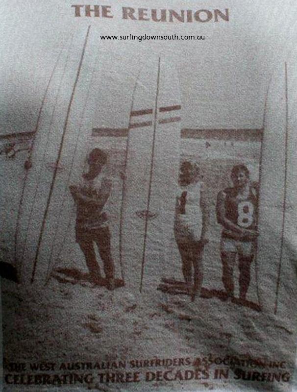 1994 WASRA Reunion  T-shirt Dig Dagali. Jenny Shackley & Muzz @ Scarb