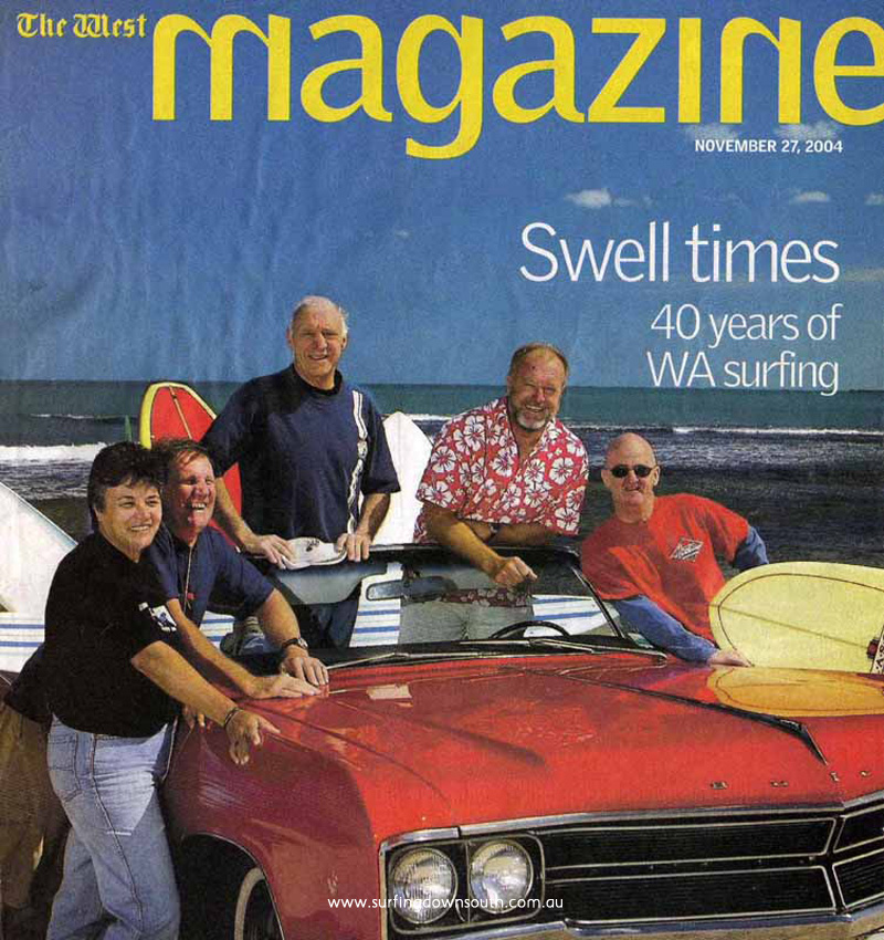 2004 Surfing 40 Years West Mag