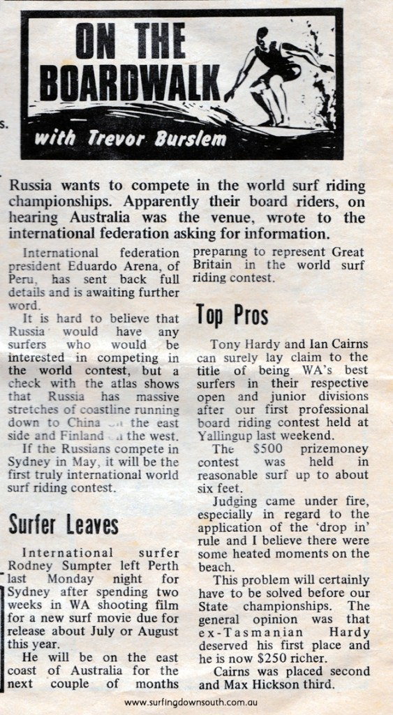 1970 Yalls 1st Professional Comp - Independent News IMG_06a