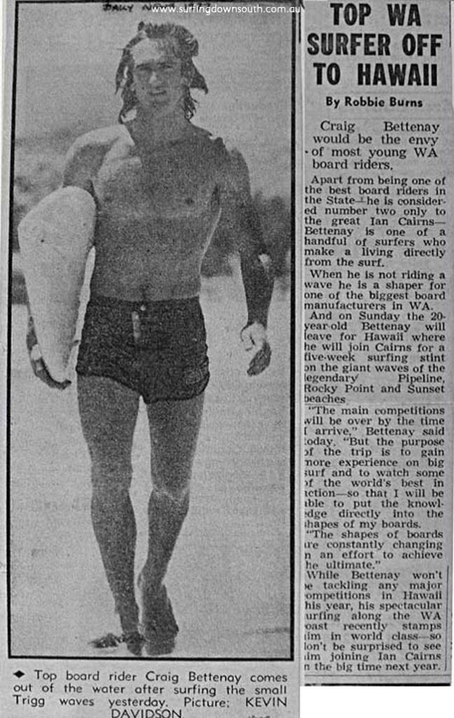 1977 Travel Hawaii - Craig Bettenay ex Sunday Times copy