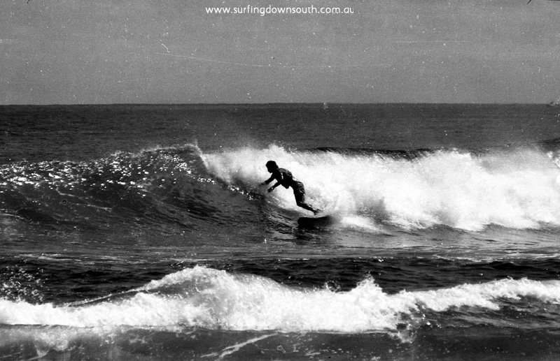 1972 Yalls State Titles Ric Chan surfing - Ric Chan img208