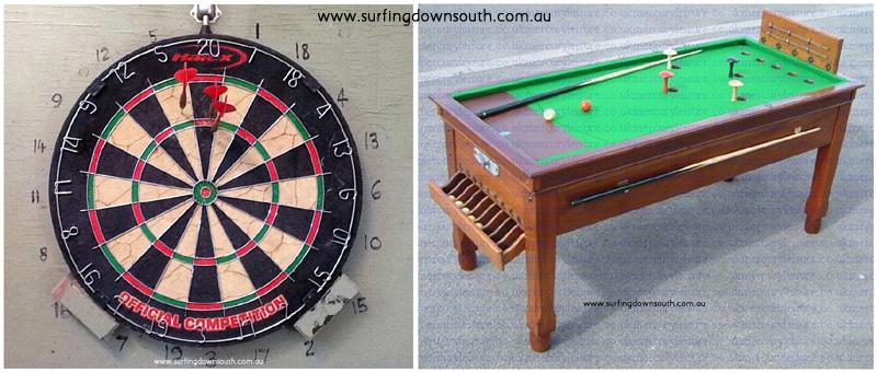 1977 Dart Board & Skittlar Table Mal Leckie IMG_001