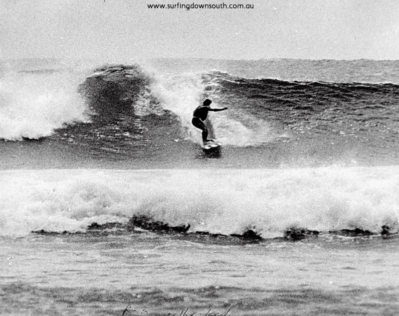 1967 Robin Sutherland State Championships Huzza Cowaramup Bay - Len Dibben pic