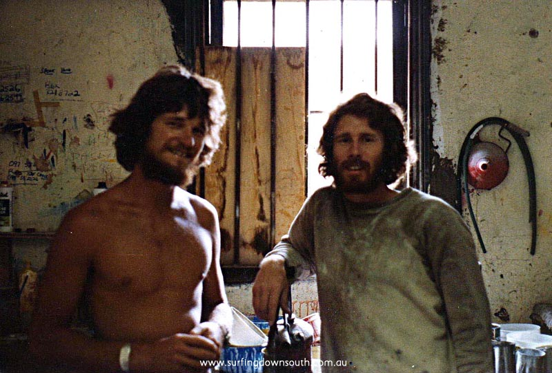 1973 Craig Howe & Bob Gairdner West Coast Surfboards - Craig Howe A