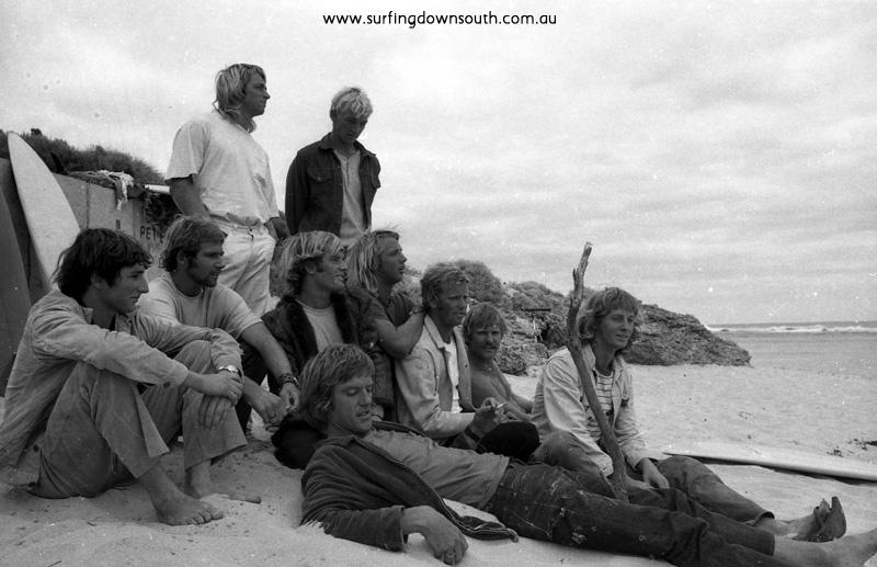 1970 Yalls State Titles P Holzman,R Waddell, R Slater, R Sutherland, S Cockburn, G Geiger, J Balgarnie, P Dyson, B King & G Laurenson - R Chan img424