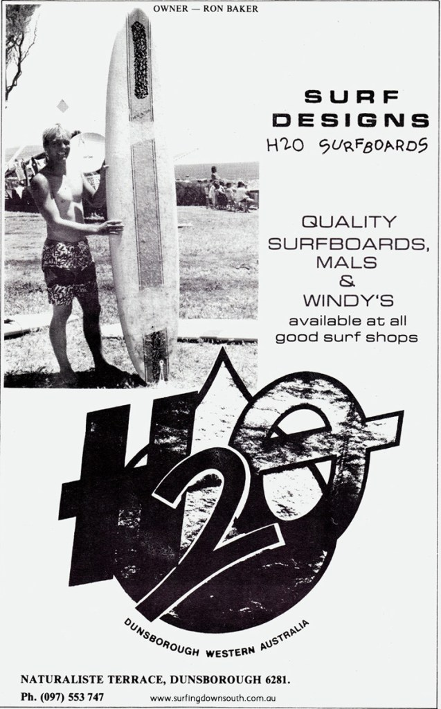 1989 H2O Surfboards advt Yal Mal Prog IMG_0002