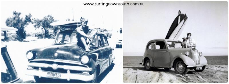 1960s YBC autos Brian Boynes & Joe Wilson collage_photocat