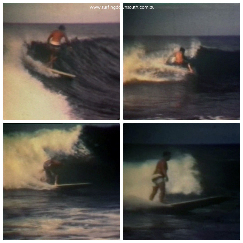 1964 Rocky Point surfing #2 collage_photocat