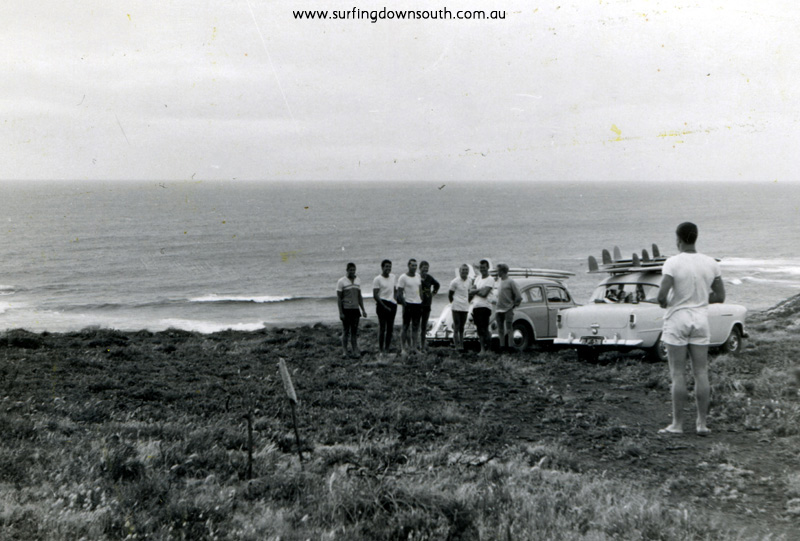 1960s Moses Terry Williams taking photo of the boys - Brian Cole img691