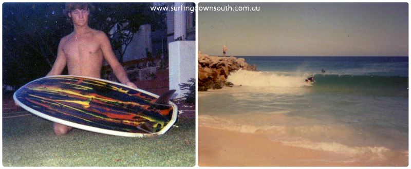 1969-70 Craig Howe twinfin & Floreat Groyne collage_photocat