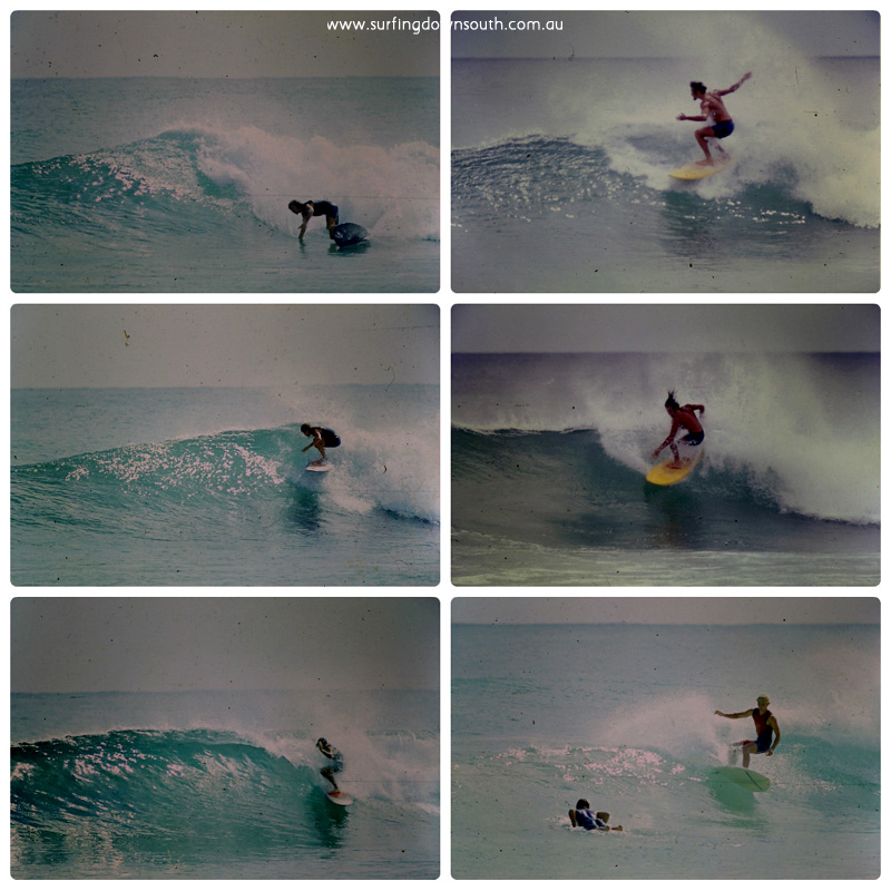 1970s The Farm surfing 5 collage_photocat