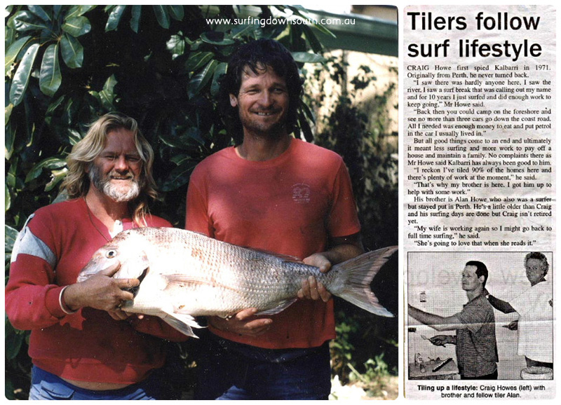 1975 & 2003 Craig & Alan Howe Kalbarri collage_photocat