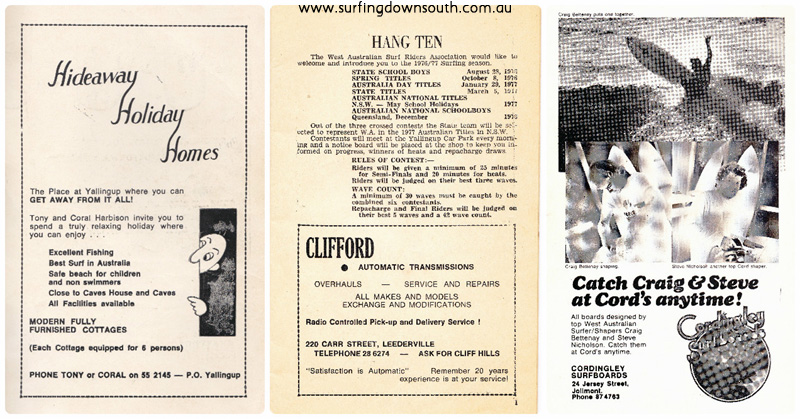 1976 spring title advts 1 collage_photocat