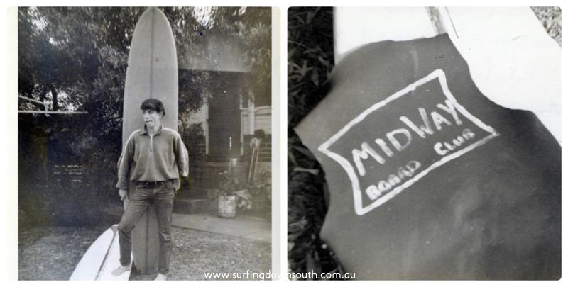 1964-65 Arty Sherburn & Mid Way wettie collage_photocat