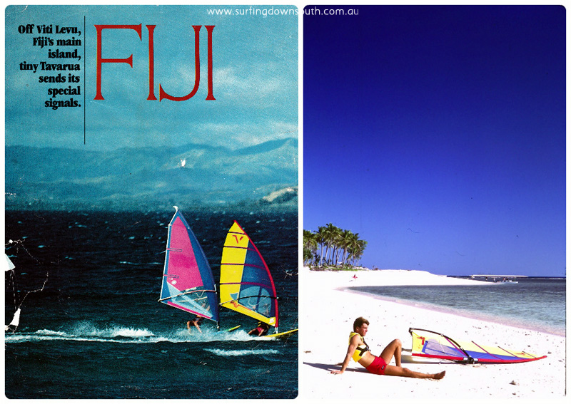 1980s Fiji windsurfing collage_photocat