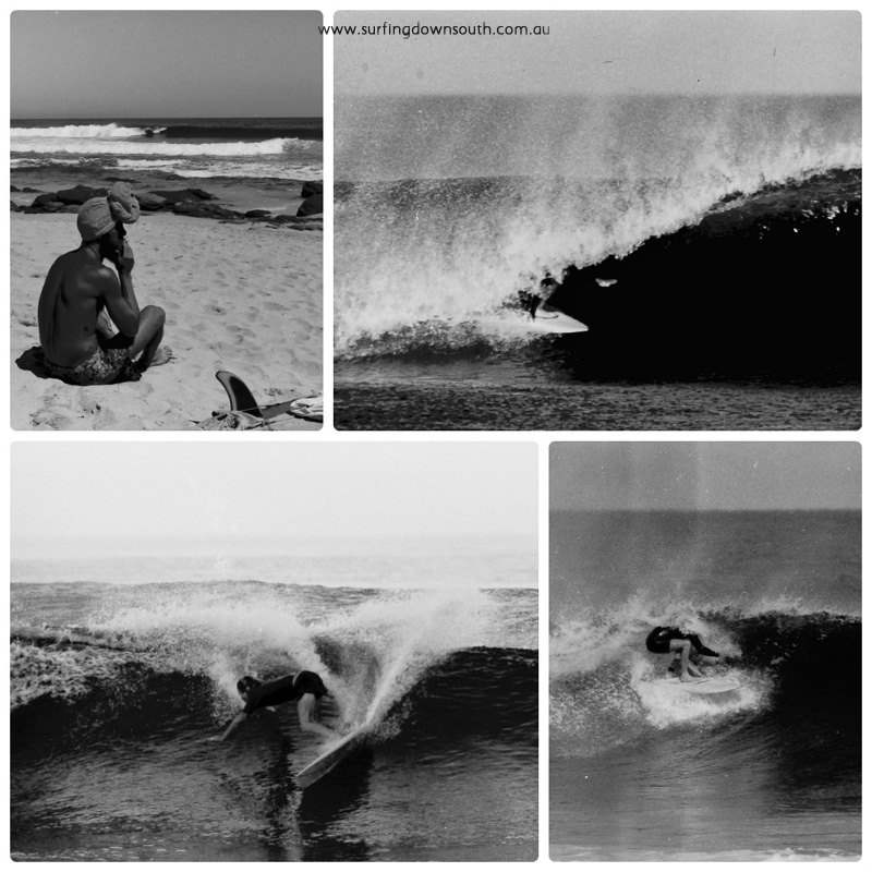 1976 Lefthanders surfing misc 7 collage_photocat