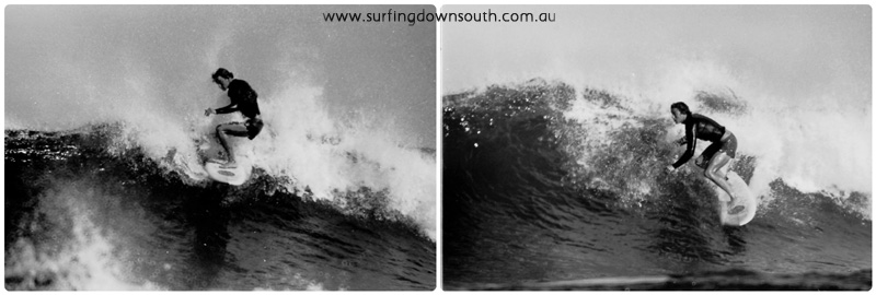1976 Marg River Adrian Wilson on 6'8 Red Hot Stick collage_photocat