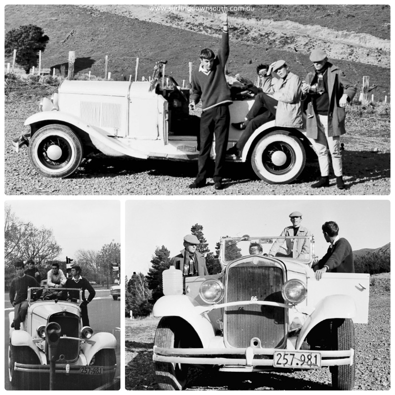 mid 60s Morguemen car 5 collage_photocat