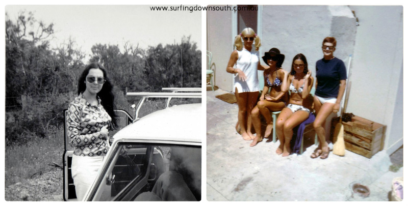 1960s Beach girls collage_photocat