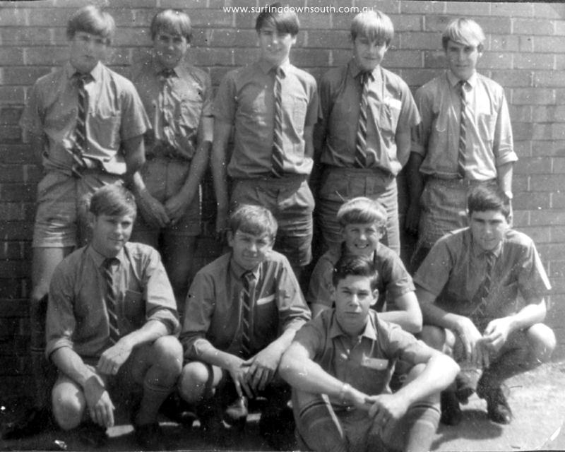 1960s Hale School Peter Dyson - PD pic h810