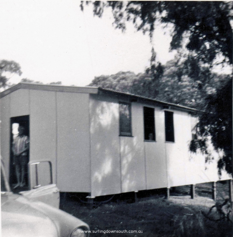 1964 Yalls Dolphins shack Caves House #2 - E potter pic