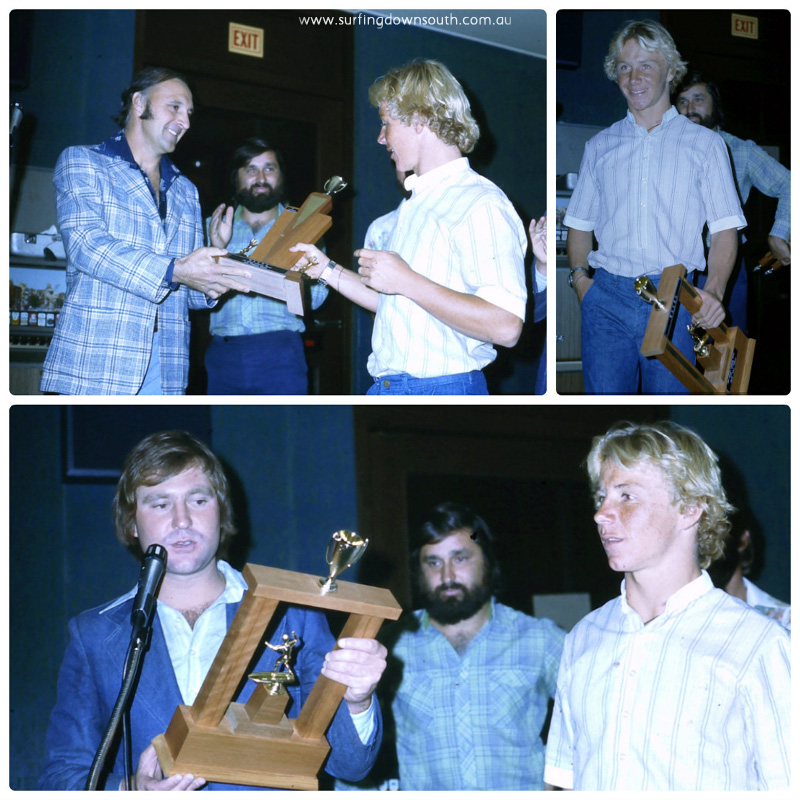 1978 WARSA Awaards Mike McAuliffe collage_photocat