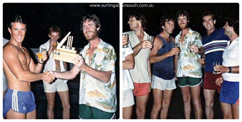 1983 Scarb cricket Bentoel Cup vs City Beachcollage_photocat