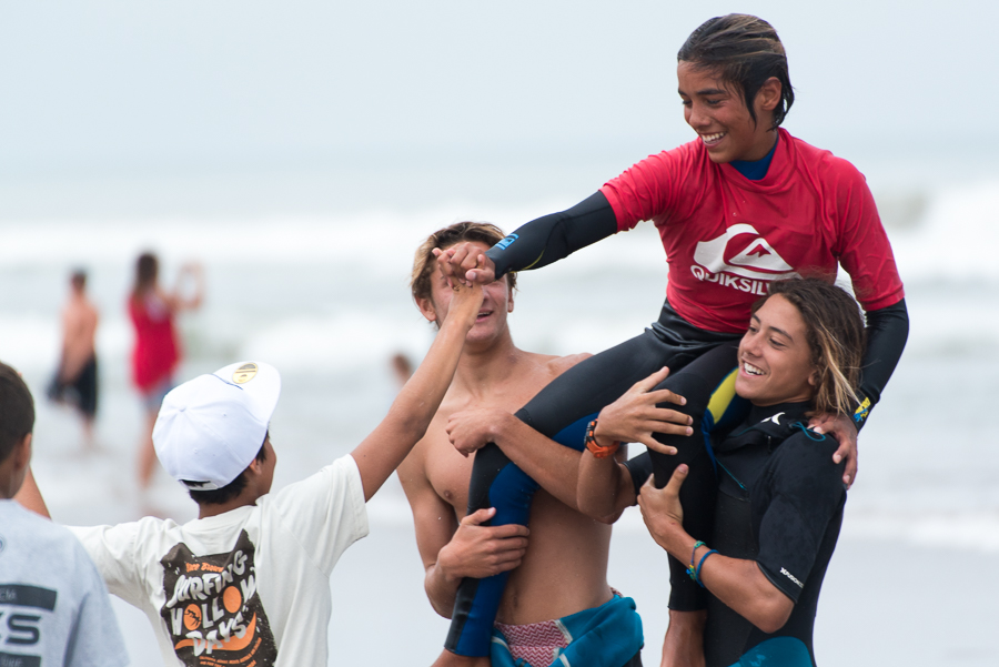 Quiksilver & Roxy Junior Series (4)