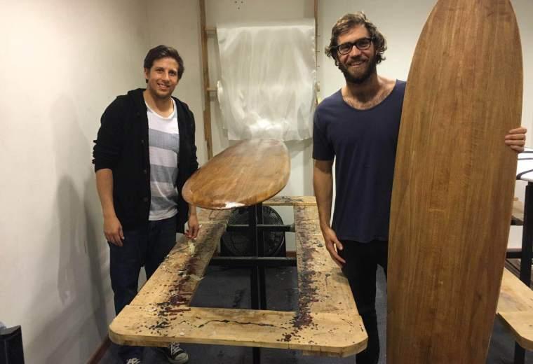 WoodTrip, de Argentina a Alaska