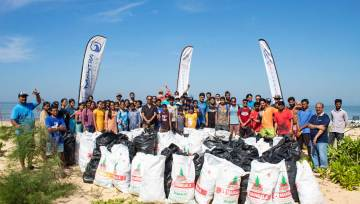 Mantra Beach Clean Up - September 2018