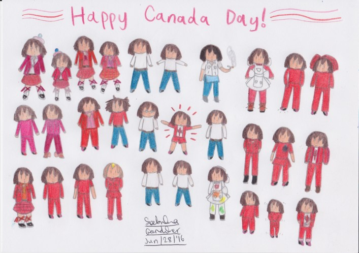 cbcanadaday16canflagformation