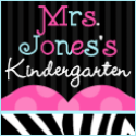 Mrs. Joness Kindergarten