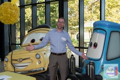 Cars at Pixar Animation Studios