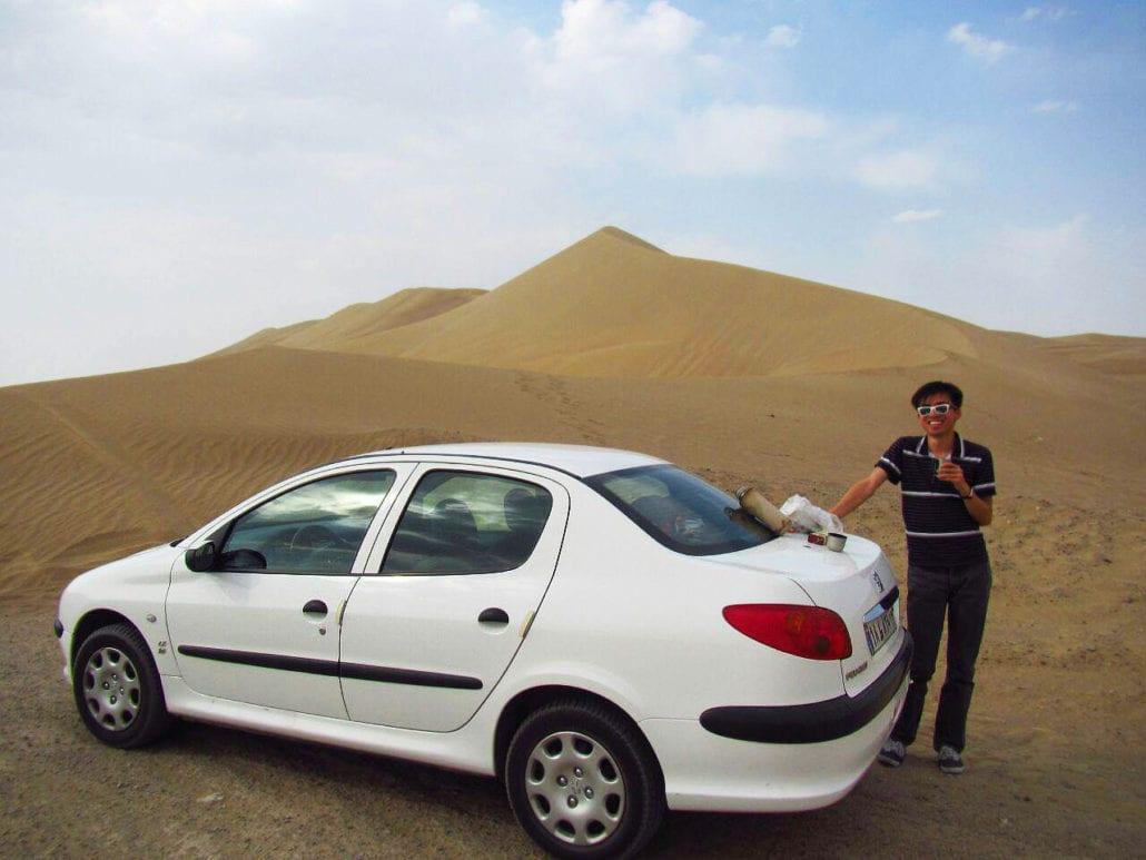 Matt Chan Iran Desert Tour (9)